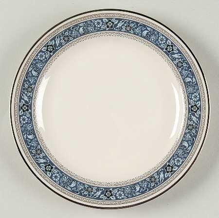 Pickard China, Salad Plate, Overture Pattern