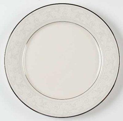 Noritake Ivory China, Dinner Plate, Pattern 7087 Trudy