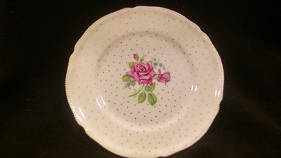 Castleton China Luncheon Plate 9 1/2