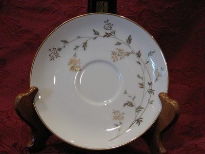 Noritake China Cup Saucer Only, Andrea Pattern #5524