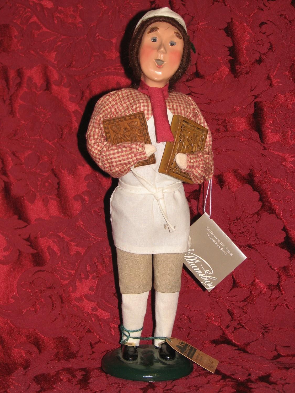 Byers Choice Carolers,, 2004, Tavern Life