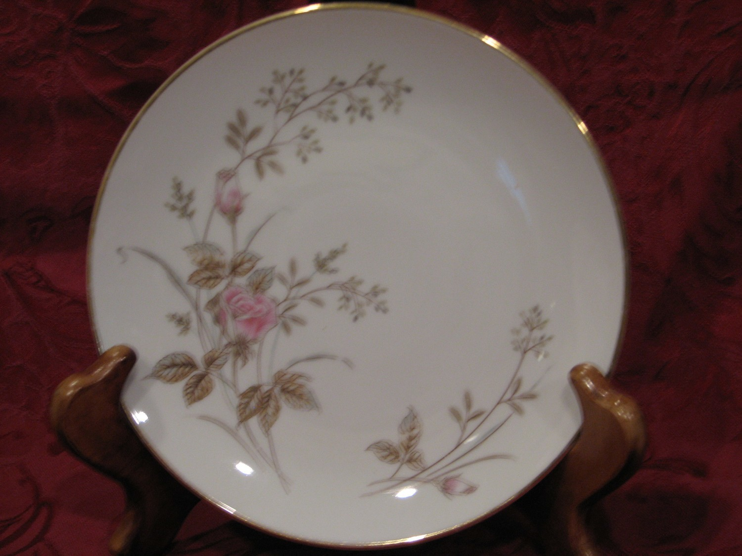 """Noritake China, Bread & Butter Plate 6 3/8"""" Luise #5763"""