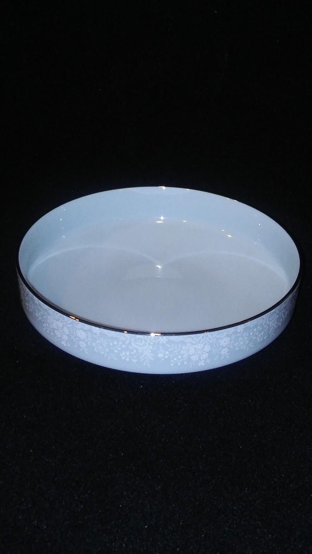 "Noritake China, Fidelity Pattern #8003W81, Coupe Soup Bowl 7"""