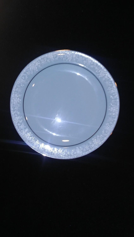 """Noritake China, Fidelity Pattern #8003W81, Salad Plate 8 3/8"""""""