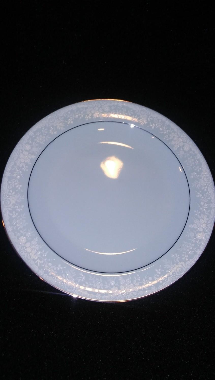 "Noritake China, Fidelity Pattern #8003W81, Dinner Plate 10 3/8"""