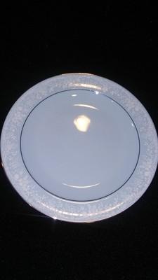 Noritake China, Fidelity Pattern #8003W81, Dinner Plate 10 3/8