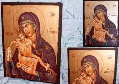 Παναγία Άξιον Εστί (40x30)