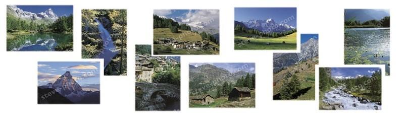 estate in Valle d'Aosta - Cofanettto 02