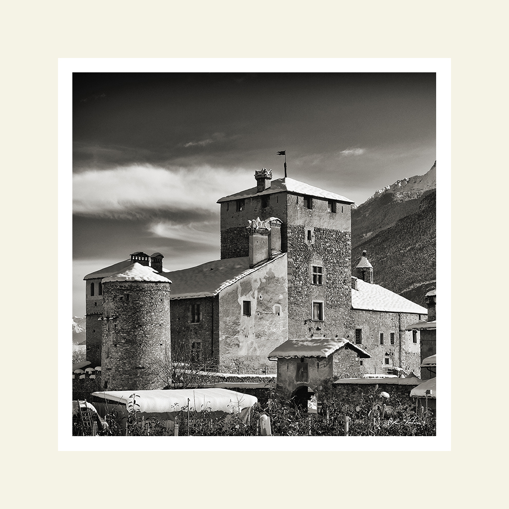Castello Sarriod de La Tour - Saint-Pierre