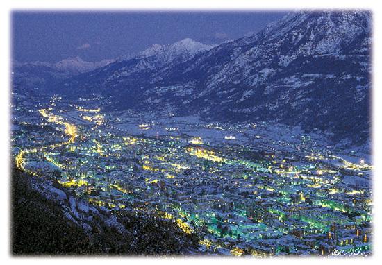 AostaNotturnaNeve