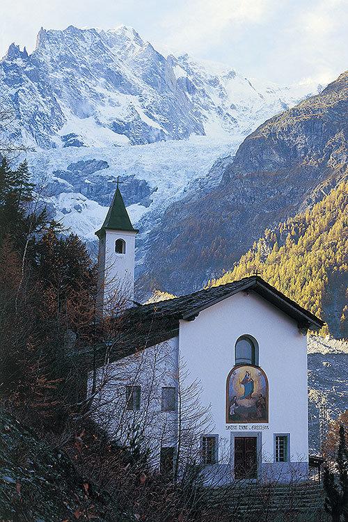Santuario di Notre-Dame de Guerison - Courmayeur