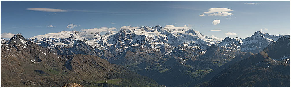 Gran Tournalin - Monte Rosa - Testa Grigia