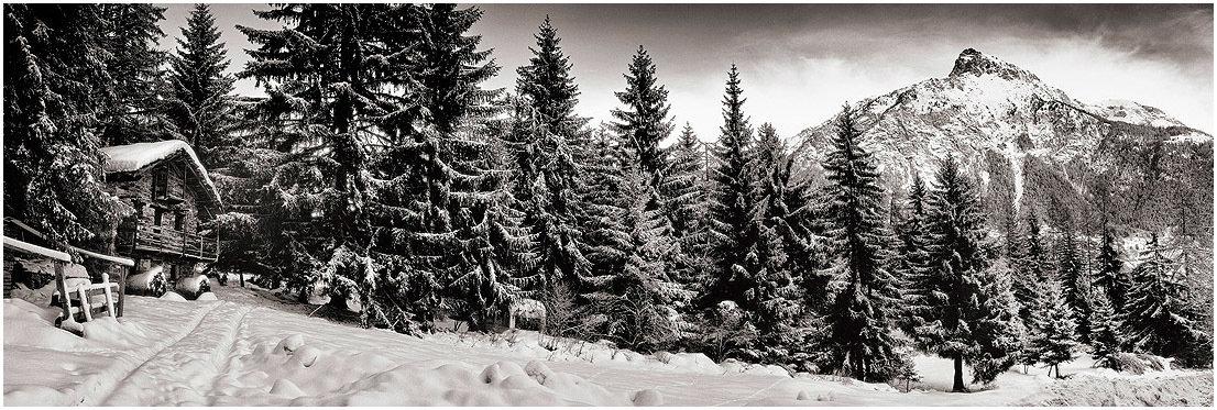 Bois de Joux - Brusson - Val d'Ayas