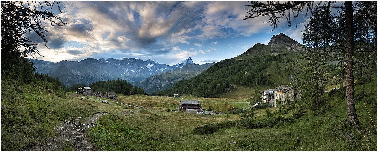 Cheneil - Valtournenche - Cervino