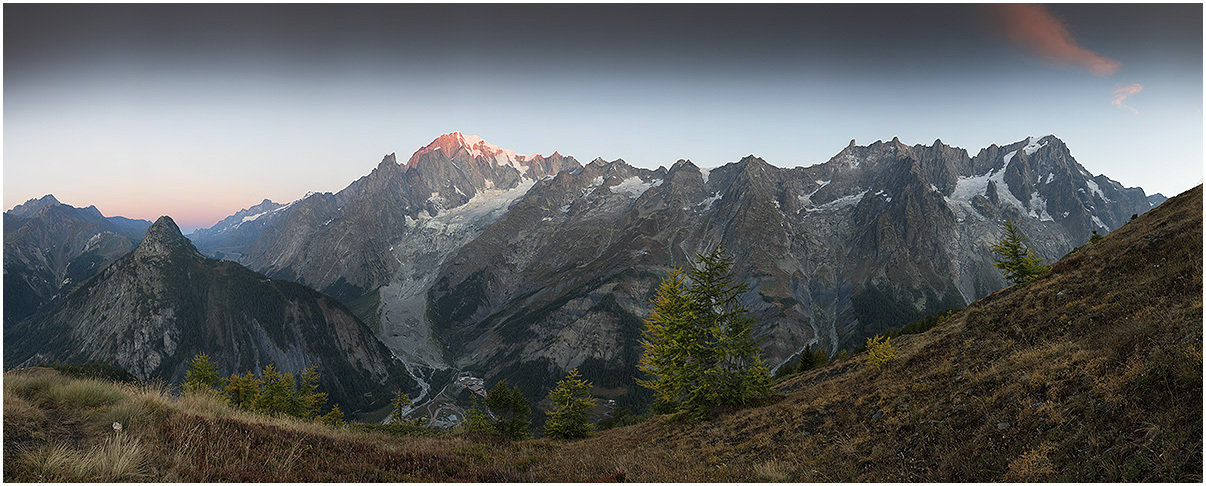 Monte Bianco - Alba