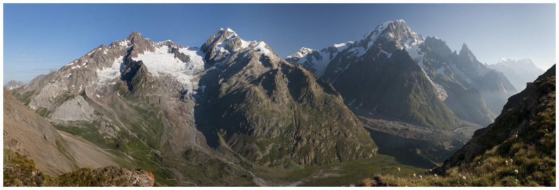 Monte Bianco - lato Ovest