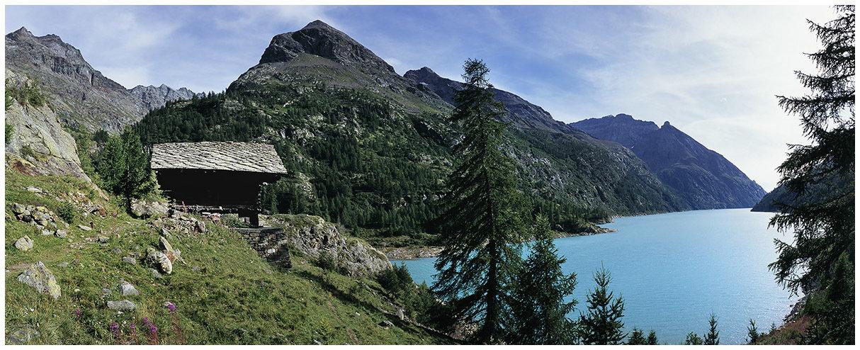 Chalet sul lago - Place Moulin