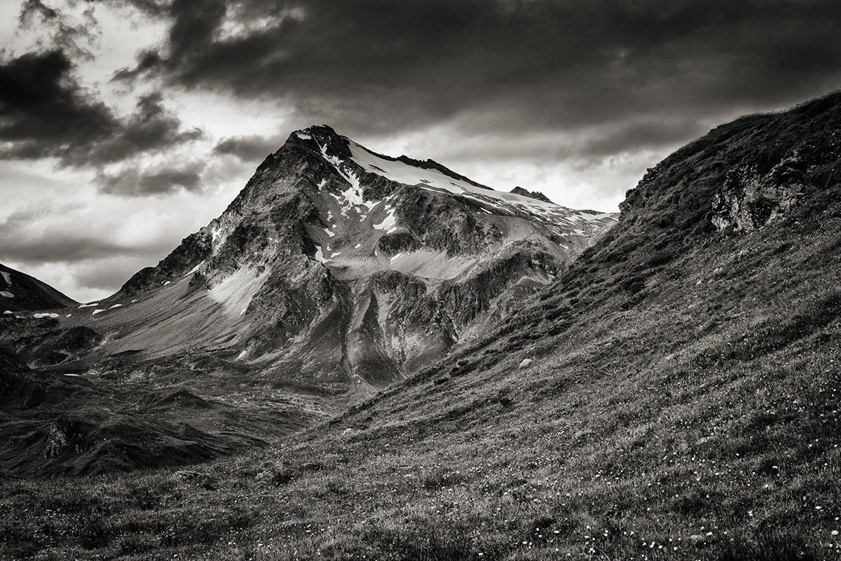 Mont Gele - Ollomont
