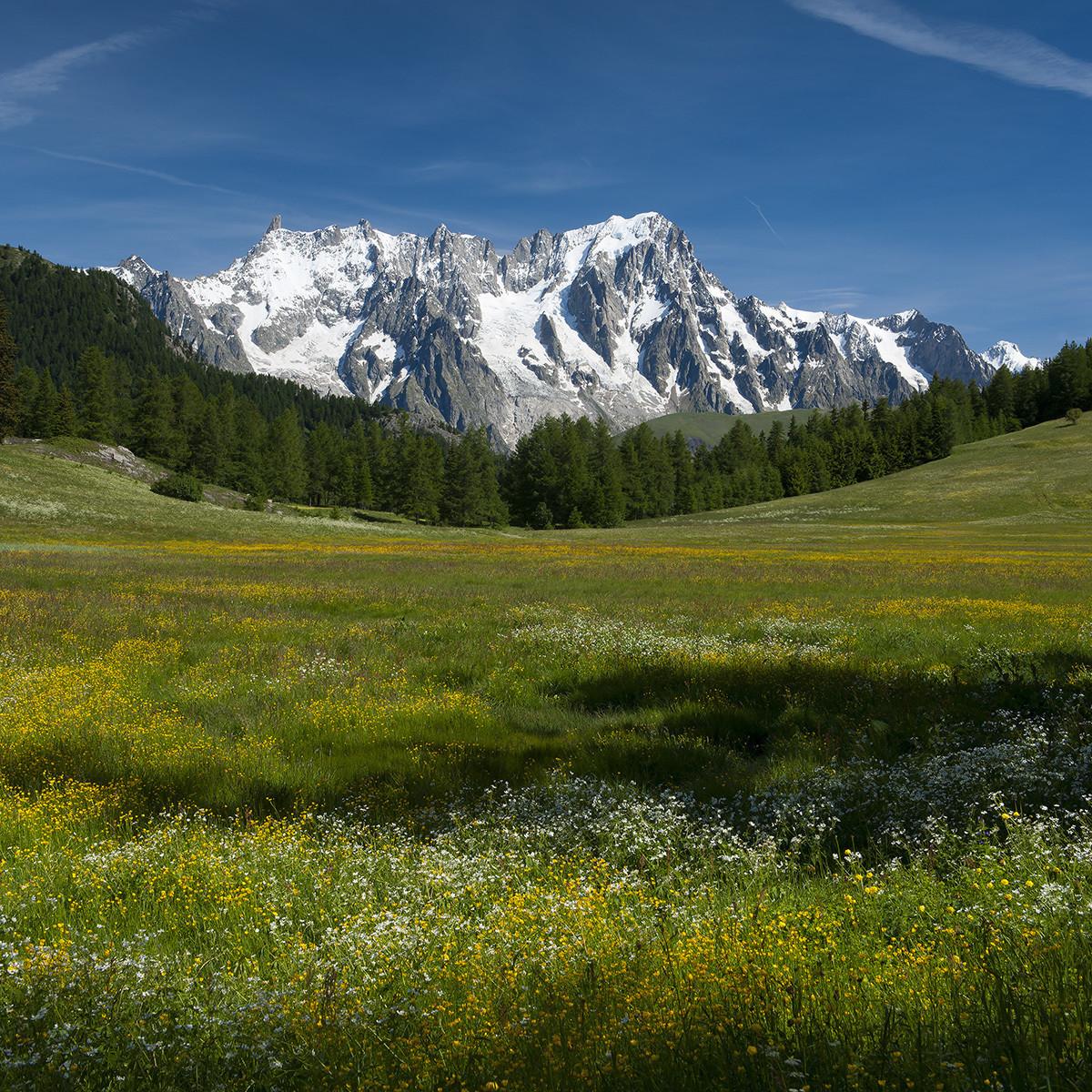 Petosan - La-Thuile - Monte Bianco