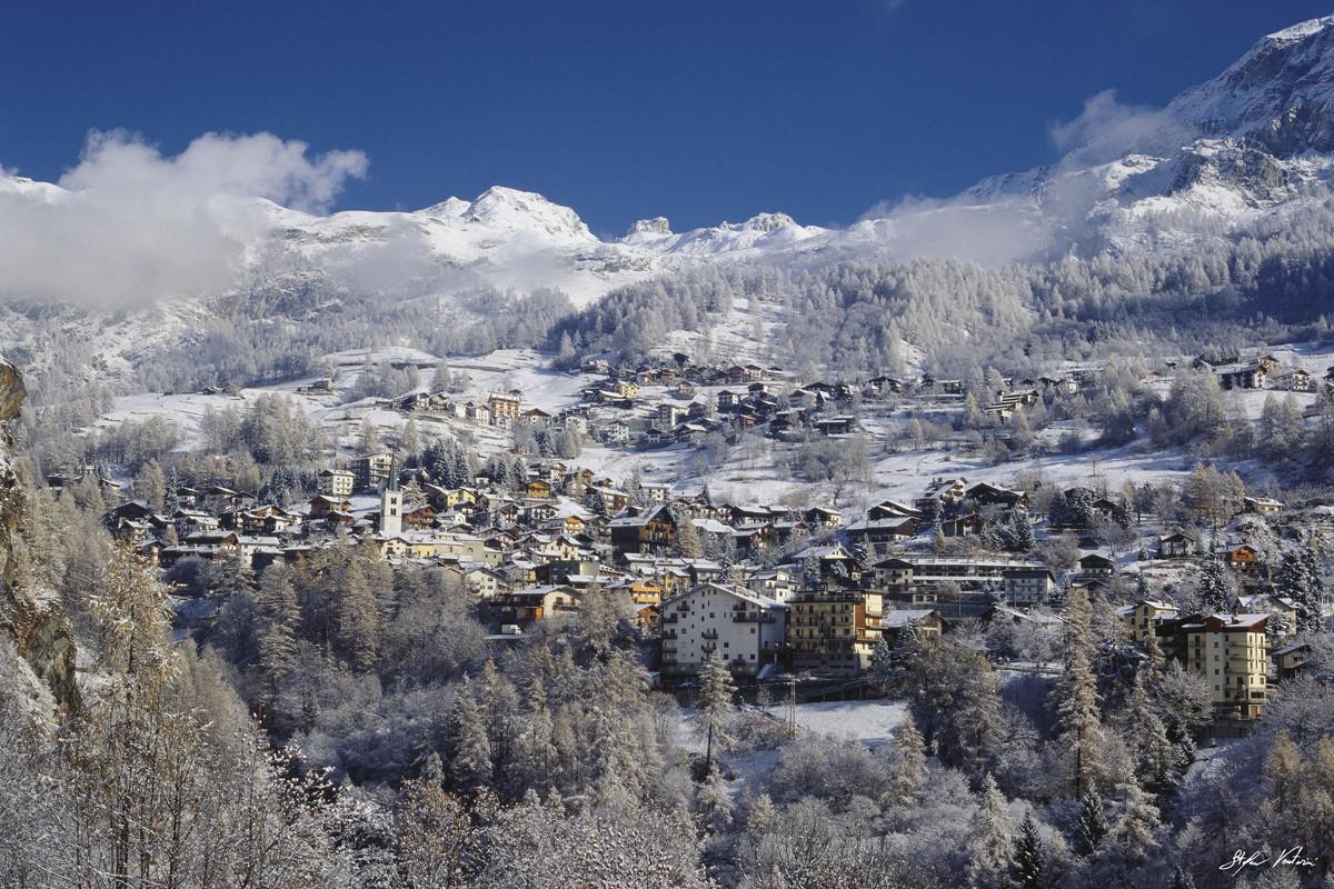 Valtournenche - Neve