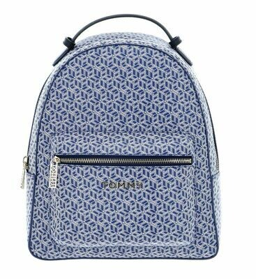 TOMMY ICONS MONOGRAM BACKPACK