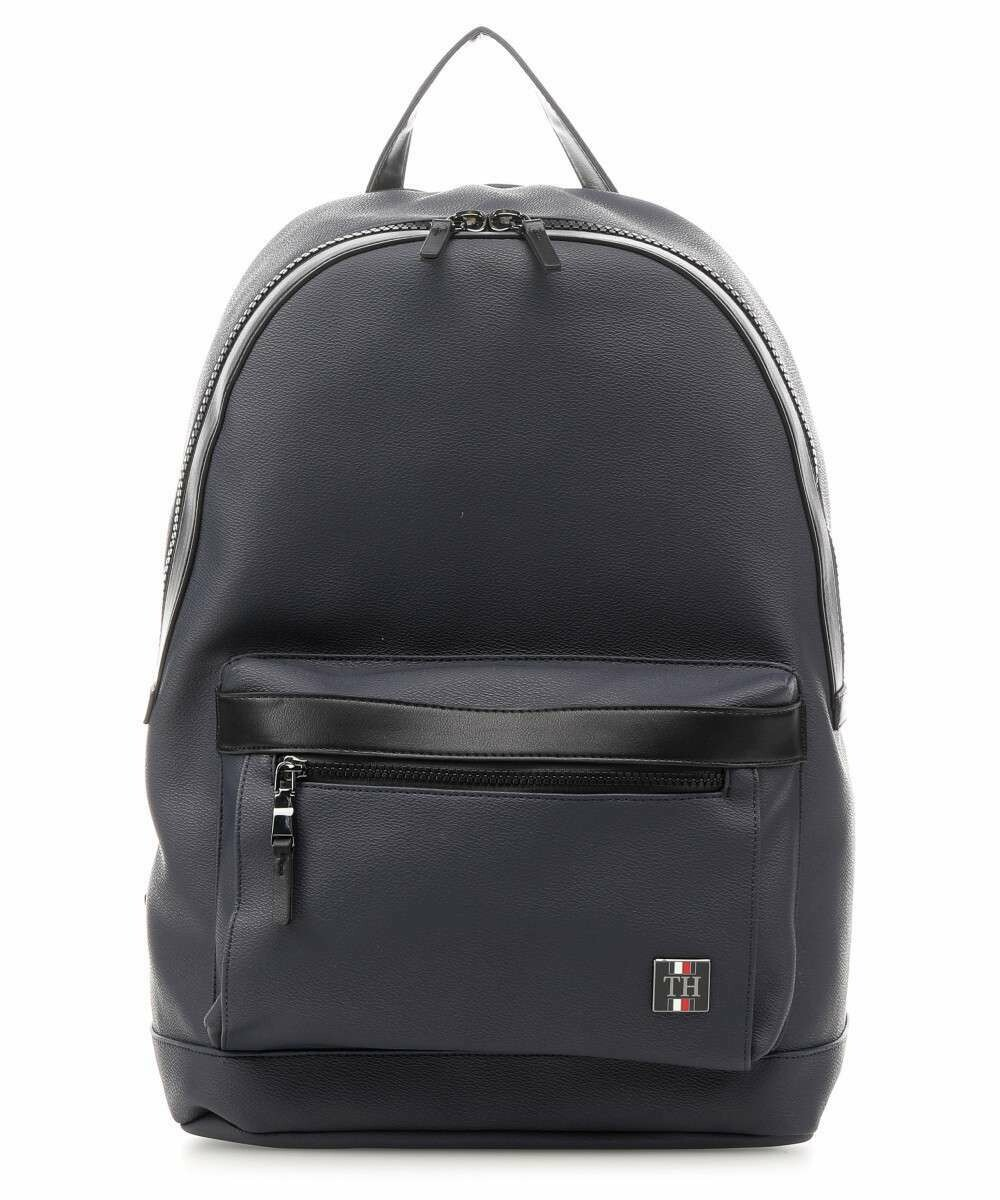 TOMMY COATED CANVAS BACKPACK