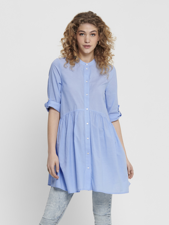 ONLCHICAGO 2/4 SLEEVE DNM DRESS LIGHT BLUE DENIM