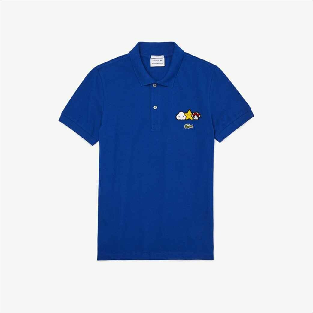 Unisex Lacoste x FriendsWithYou Design Classic Fit Polo Shirt