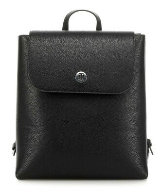 TOMMY TH CORE BACKPACK Black