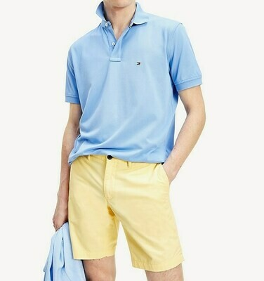 TOMMY REGULAR POLO BLUE BELL