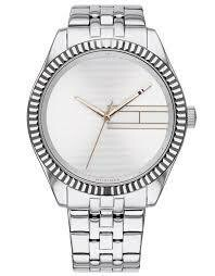 TH LEE STAINLESS STEEL WATCH