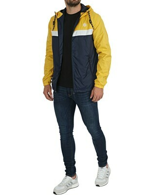 JACK&JONES JORCOTT LIGHT JACKET YOLK YELLOW