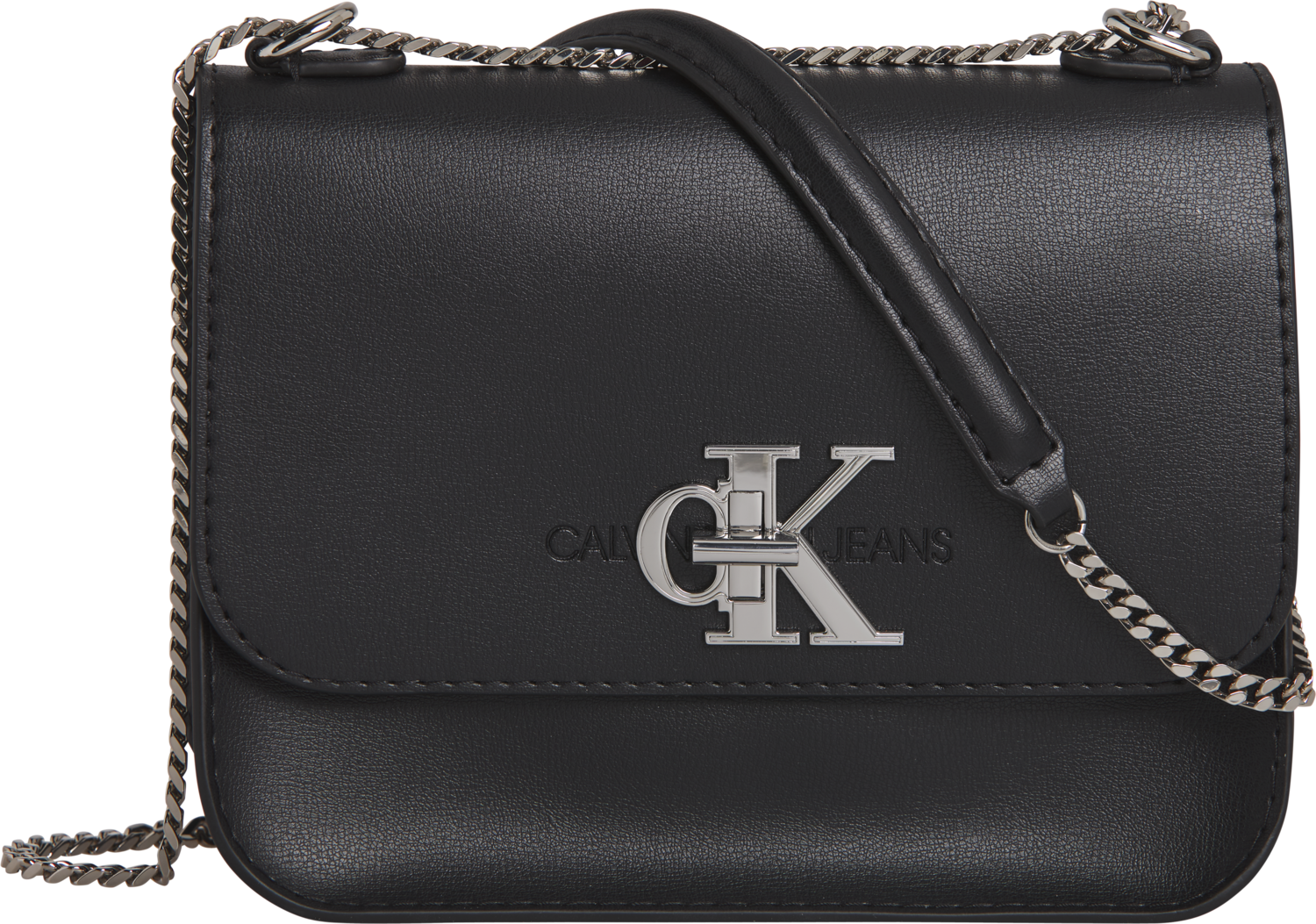 CALVIN KLEIN CONVERTIBLE SHOULDER BAG
