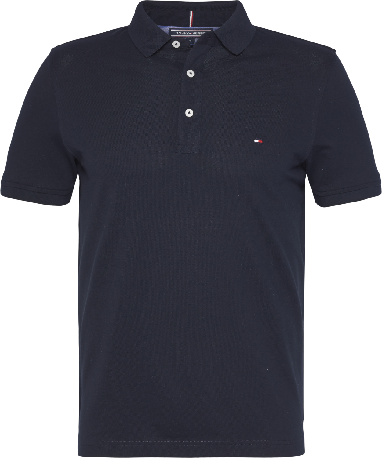 TOMMY CORE MODERN REGULAR POLO SKY CAPTAIN
