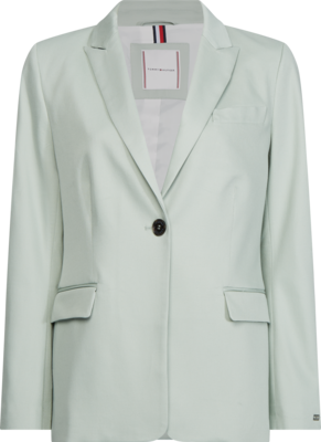 TOMMY COTTON PASTEL SB BLAZER SEA MIST MINT