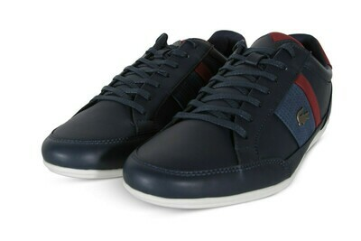 LACOSTE CHAYMON 120 4 CMA NAVY/DARK RED