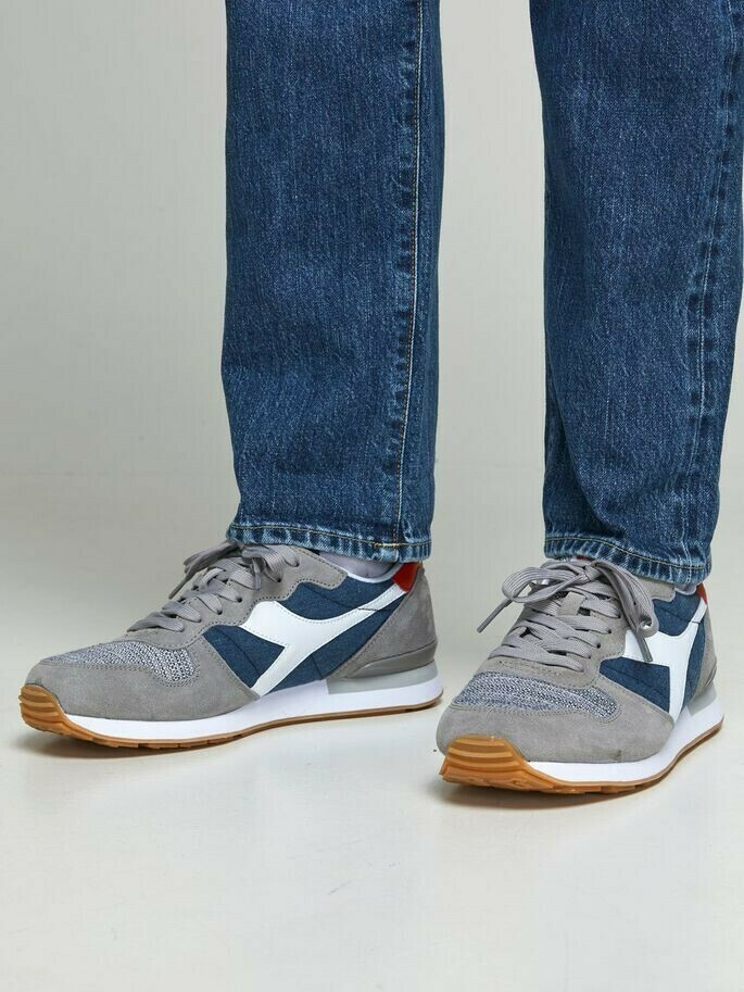 DIADORA CAMARO SNEAKERS BLUE / DARK DENIM