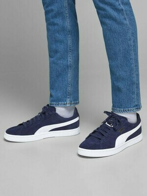 PUMA SNEAKERS BLUE / PEACOAT