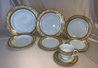 Vanessa Gold China (Click on picture for Options)