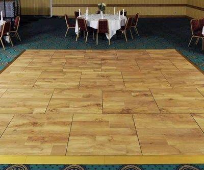 Oak Dance Floor (contact for price)