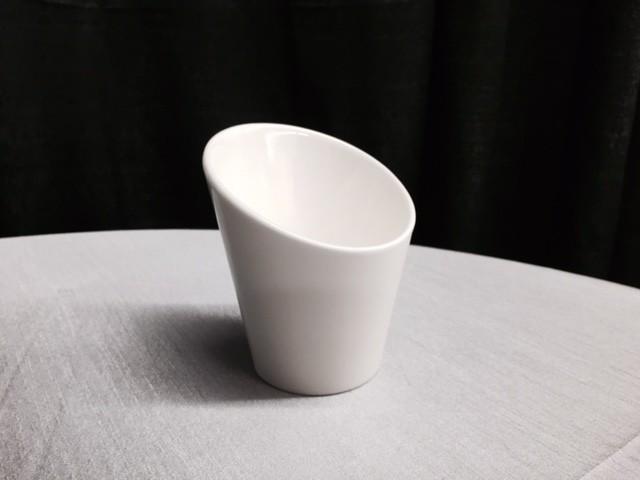 Slanted Rim Cup 3.75 inch