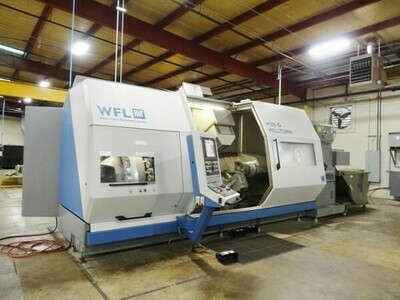 """1 – USED 20.47"""" X 70.87"""" MILLTURN 7-AXIS TURNING CENTER"""