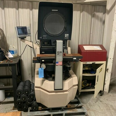 "1 - USED 14"" OGP MODEL LXL-14S OPTICAL COMPARATOR"