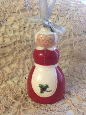 Mrs Claus Christmas Decoration