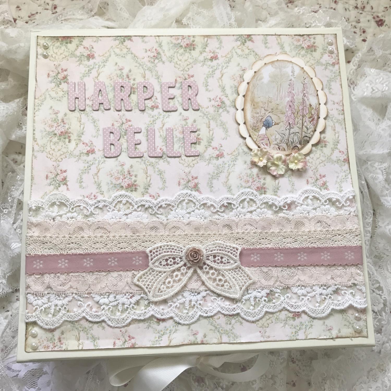 Beatrix Potter Collection ~ Keepsake Box