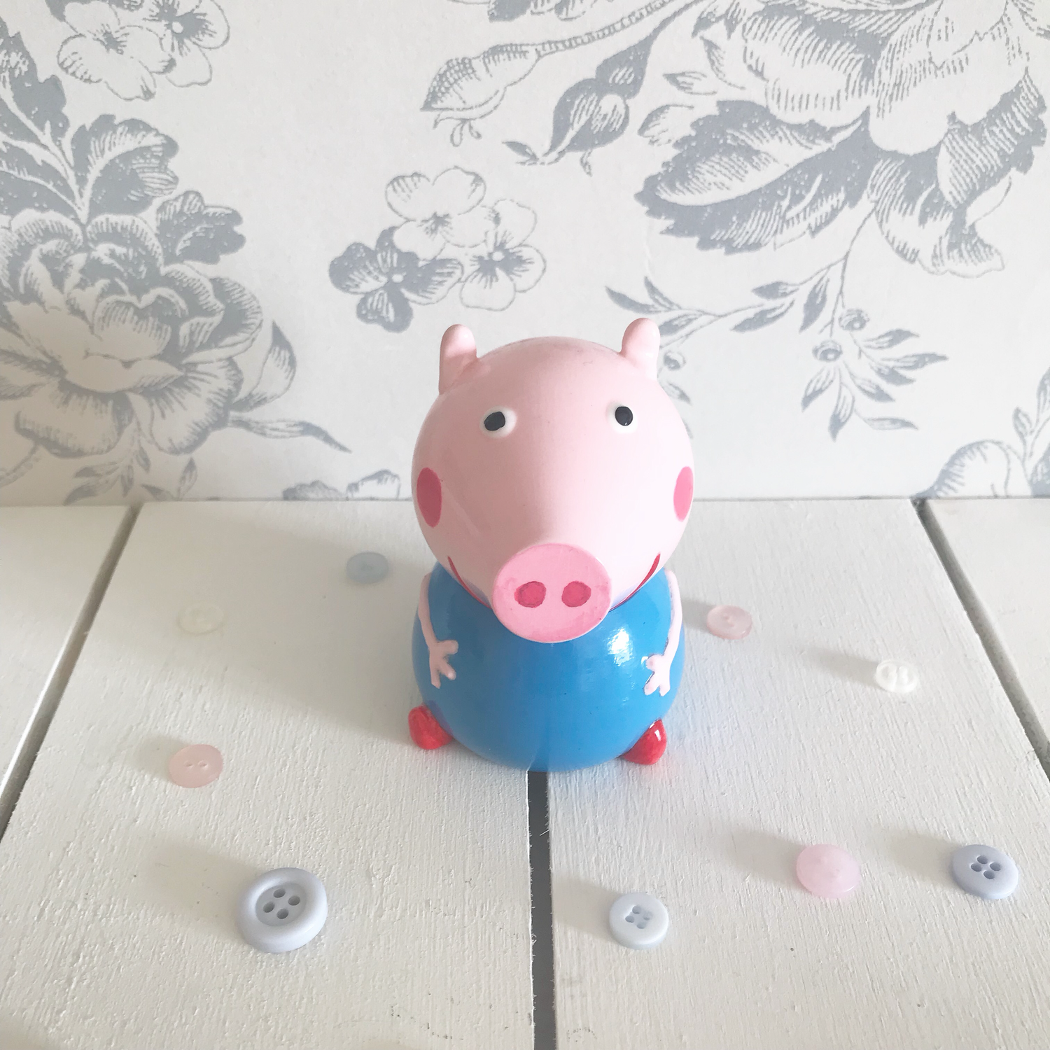 George the Pig Egg Cup