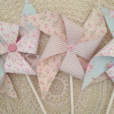 Decorative Pinwheels