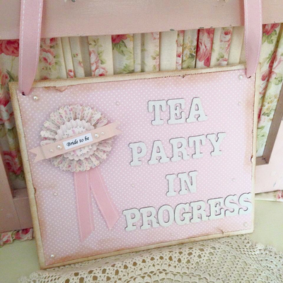 Hen Party Sign ~ Small