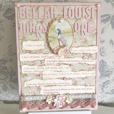Beatrix Potter Collection ~ A4 Birthday Sign