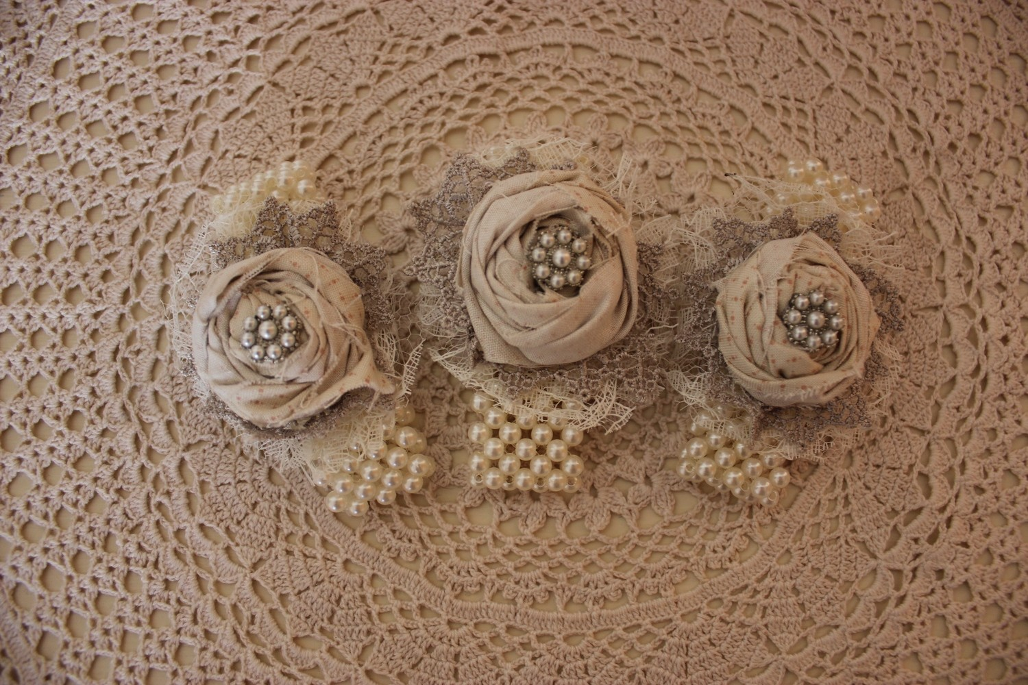Vintage Inspired Corsages